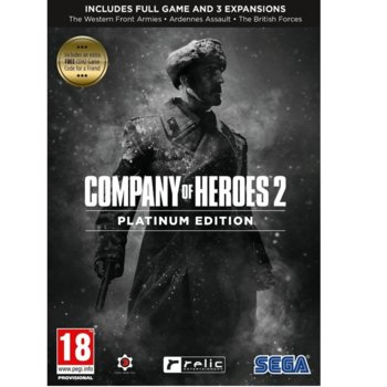 Company of Heroes 2: Platinum Edition product