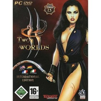 Two Worlds II International Edition product