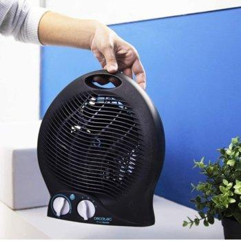 Вентилаторна печка Cecotec Ready Warm 9500 Force, 2000 W, 3 режима на работа, черен image