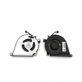 Вентилатор за лаптоп HP съвместим с OMEN 15-AX Pavilion 15-B 15-bc image