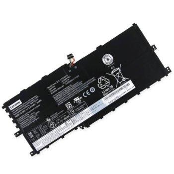 Батерия (оригинална) за лаптоп Lenovo ThinkPad X1 Yoga, съвместима с 2018, 15.36V, 54Wh image