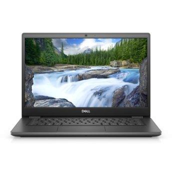 "Лаптоп Dell Latitude 3410 (N012L341014EMEA), четириядрен Comet Lake Intel Core i5-10310U 1.7/4.4 GHz, 14.0"" (35.56 cm) Full HD Anti-Glare Display, (HDMI), 8GB DDR4, 512GB SSD, 1x USB 3.2 Gen 1 Type-C, Windows 10 Pro image"