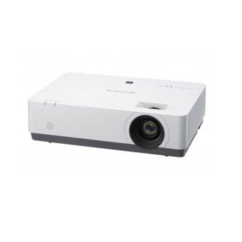 Проектор Sony VPL-EX435, 3LCD, XGA (1024x768), 20000:1, 3200 lm, 2x HDMI, LAN, VGA, USB, RS232C image