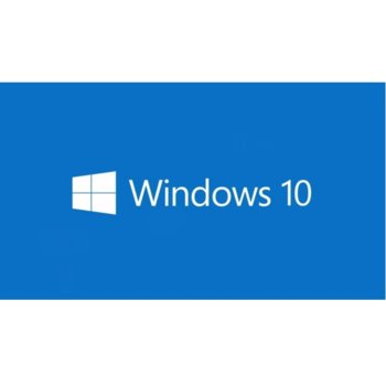 Операционна система Microsoft Windows 10 Pro, Get Genuine Kit, 64-Bit, Английски, 1pk DSP, DVD image