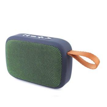 Тонколона Kisonli R3, 1.0, 3W, безжична, Bluetooth, USB, SD, FM, различни цветове image