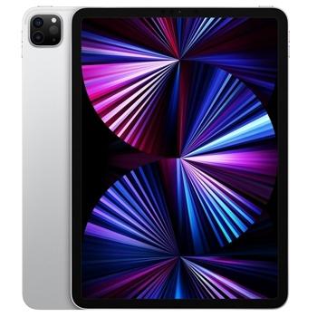 """Таблет Apple iPad Pro Wi-Fi (MHNJ3HC/A)(сребрист), 12.9"""" (32.76 cm) Liquid Retina дисплей, осемядрен Apple A12Z Bionic, 8GB RAM, 256GB Flash памет, 12.0 + 10.0 MPix & 12.0 MPix камера, iPad OS, 682g image"""