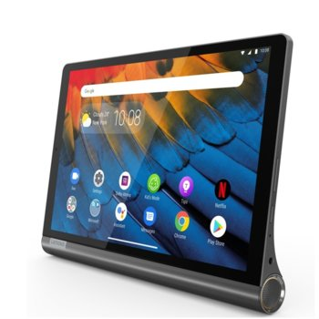 "Таблет Lenovo Yoga Smart Tab WiFi (ZA3V0009BG), 10.1"" (25.65 cm)WUXGA дисплей, осемядрен Snapdragon 439 2.0 GHz, 3GB RAM, 32GB Flash памет (+ microSD слот), 8.0 & 5.0 Mpix, Android image"