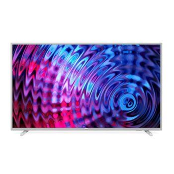 "Телевизор Philips 43PFS5823/12, 43""(109.22 cm) Full HD Smart LED TV, DVB-T/T2/T2-HD/C/S/S2, LAN, 2x HDMI, 2x USB image"
