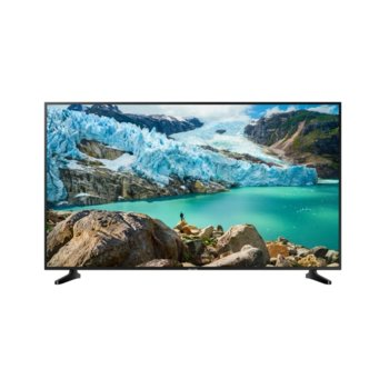 "Телевизор Samsung UE55RU7092UXXH, 55"" (139.7 cm) LED Smart TV, 4K/Ultra HD, DVB-T/C/S, Wi-Fi, LAN, HDMI, USB image"