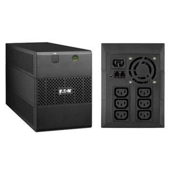 UPS EATON 5E 1100i USB, 1100VA/660W, Line Interactive image