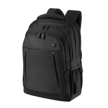 """Раница за лаптоп HP 17.3 Business Backpack, до 17.3"""" (43.94 cm), черна image"""