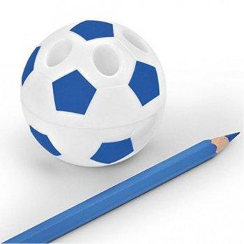 Острилка Wedo Football, с поставка за 5 молива image