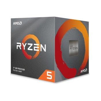AMD Ryzen 5 3600XT BOX product