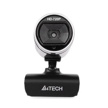 Уеб камера A4Tech PK-910P, HD, микрофон, USB, черна image