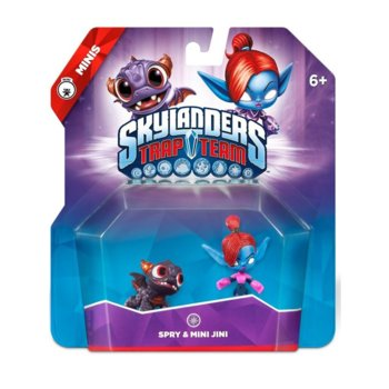 Skylanders - Spry and Mini Jini product