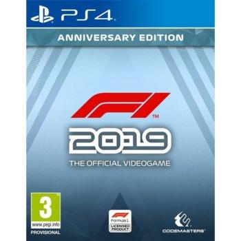 Игра за конзола F1 2019, за PS4 image