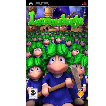 Lemmings - Platinum product