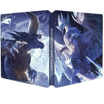 Игра за конзола Monster Hunter World: Iceborne - SteelBook Edition, за PS4 image