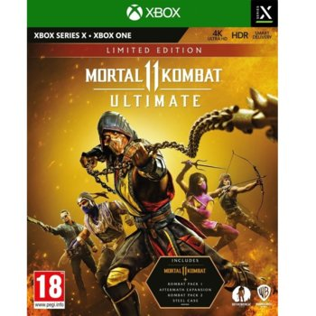 MORTAL KOMBAT 11 ULTIMATE LIMITED EDITION Xbox One product