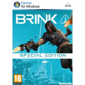 Brink: Special Edition product