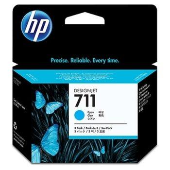 HP 711 (CZ134A) Cyan product