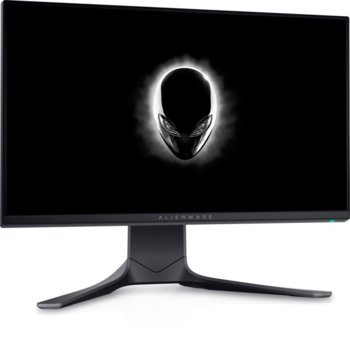 "Монитор Dell Alienware AW2521HFA, 24,5"" (62.2 cm) IPS, 240Hz, Full HD, 1ms, 400 cd/m2, 2x HDMI, DP image"