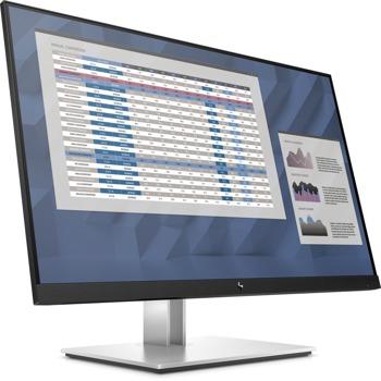 """Монитор HP E27 G4, 27"""" (68,58 sm), IPS панел, Full HD, 5ms, 250 cd/m2, HDMI, DP, VGA image"""