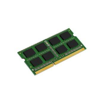 Памет 2GB DDR3L 1600MHz, SODIMM, Kingston KVR16LS11S6/2, 1.35V image