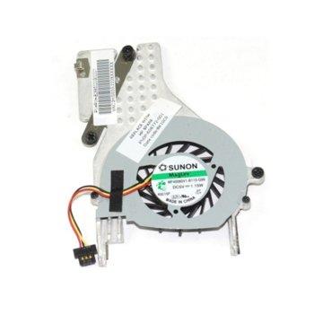 Вентилатор за лаптоп HP съвместим с 110-3000 110-3100 CQ10-400 CQ10-500 image