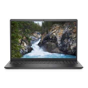 "Лаптоп Dell Vostro 3510 (N8060VN3510EMEA01_2201_UBU), четириядрен Tiger Lake Intel Core i5-1135G7 2.4/4.2 GHz, 15.6"" (39.62 cm) HD WVA Anti-Glare Display, (HDMI), 8GB DDR4, 1TB HDD, 2x USB 3.2 Gen 1, Linux image"