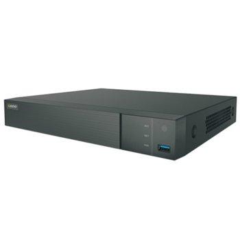 Хибриден видеорекордер Q-See QTH98-B, 8 канала, H.265, 1x SATA, 2x USB, 1x HDMI, 1x VGA, 1x LAN 10/100 Mbps image