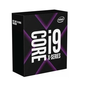 Процесор Intel Core i9-10900X, десетядрен (3.7/4.5 GHz, 19.25MB Cache, FCLGA2066) Box, без охлаждане  image