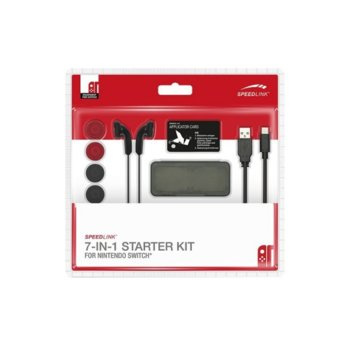 Комплект за Nintendo Switch 7-in-1 Starter Kit image