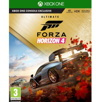 Forza Horizon 4 - Ultimate Edition (Xbox One) product
