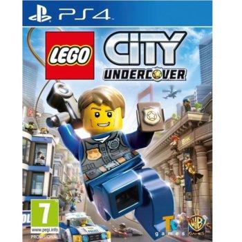 Игра за конзола LEGO City Undercover, за PS4 image
