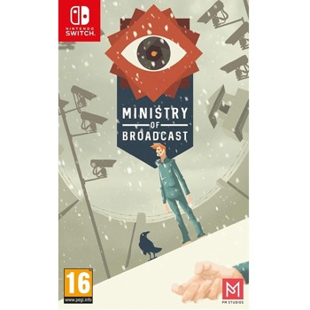 Ministry of Broadcast Nintendo Switch product