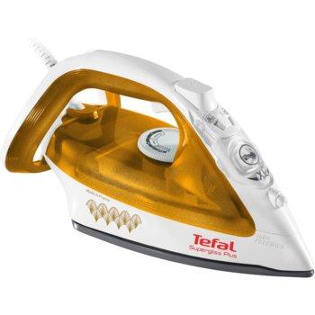 Ютия Tefal FV3940E0, ръчна, 40 гр/мин пара, автоматично изключване, 2400W, златиста image