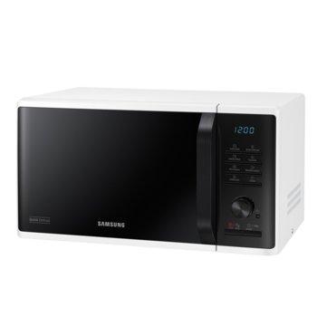 Микровълнова фурна Samsung MS23K3515AW/OL, електронно управление, 800 W, 23 л. обем, 6 степени на мощност, бяла image