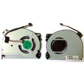 Вентилатор за лаптоп HP съвместим с TouchSmart 14 image