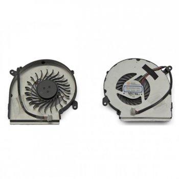 Вентилатор за MSI GE62, GE72, GE62, GP62, 4pin, 5V - 0.55A, за видео чип image