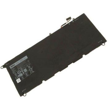 Батерия (оригинална) за лаптоп Dell XPS 13, съвместима с 9360, 7.6V, 60Wh image