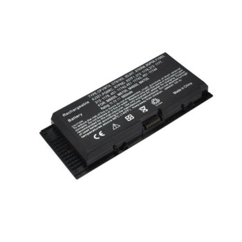 Батерия (заместител) за DELL съвместим с Precision M4600 M4700 M4800 M6600 M6700 M6800 0T4DTX, 11.1V, 6600mAh, 9 клетъчна Li-ion image