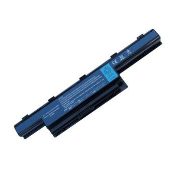 Батерия (заместител) за лаптоп Acer Aspire 4253, съвместима с 4741/4750/4771/5250/5560/5750/7750, 6cell, 10.8V, 5200 mAh image