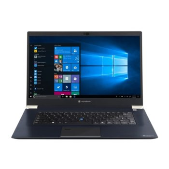 "Лаптоп Dynabook Toshiba Tecra X50-F-14X (PLR31E-0MY00FG6), четириядрен Whiskey Lake Intel Core i7-8565U 1.8/4.6 GHz, 15.6"" (39.62 cm) Full HD Anti-Glare Display, (HDMI), 16GB DDR4, 512GB SSD, 2x USB Type-C, Windows 10 Pro image"