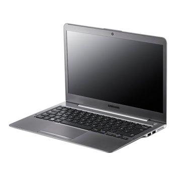 """Лаптоп 13.3"""" (33.78 cm) Samsung 535U3C-A02, двуядрен AMD A6-4455M 2.1/2.6GHz, HD LED Display & AMD HD 7500G (HDMI), 4GB, 500GB, USB3.0, Windows 8, 1.52kg, 2г. image"""