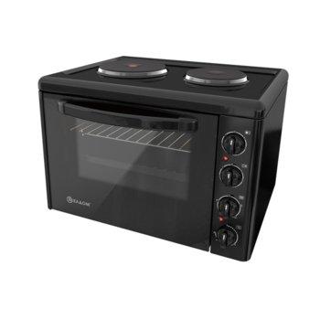 Готварска печка мини Елдом 203VFEN product