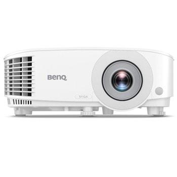 Проектор BenQ MS560, DLP, SVGA(800x600), 20 000:1, 4000m, 2x HDMI, 2x VGA, 1x miniUSB Type B, 1x RS232 image