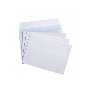 Пощенски плик, размер C6 114x162mm, бял image