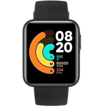 "Смарт часовник Xiaomi Mi Watch Lite, 1.4"" (3.56 см) TFT сензорен дисплей, Fitness Tracking, 5ATM, до 9 дни живот на батерията, черен image"