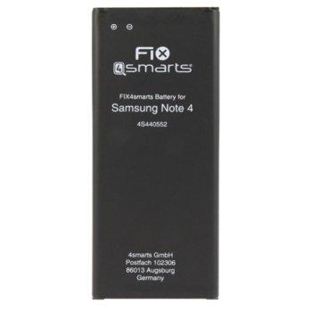 Батерия (заместител) FIX4smarts за Samsung Galaxy Note 4 3220mAh/3.85V, (bulk) image